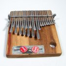 23 Key ELECTRIC Pickup Shona MBIRA Kalimba Thumb Piano ~Zim. SHIPS FROM USA!