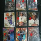 Ray Allen 97-98 Finest Silver card #152