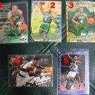Chauncey Billups 97-98 Ultra All Rookie #5