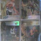 Evan Eschmeyer 99-00 SPx Autograph RC Rookie /2500