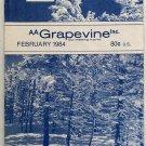 AA Grapevine Magazine February 1984 Vol 40 No 9