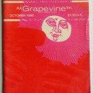 AA Grapevine Magazine October 1986 Vol 43 No 5