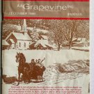AA Grapevine Magazine December 1986 Vol 43 No 7