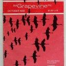 AA Grapevine Magazine October 1988 Vol 45 No. 5