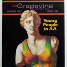 AA Grapevine Magazine March 1992 Vol 48 No. 10