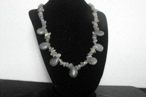 N62  Labradorite Necklace  50% OFF