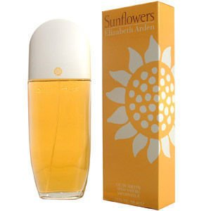ELIZABETH ARDEN SUNFLOWERS EDT 7.5 ML/.25 OZ WOMEN NEW