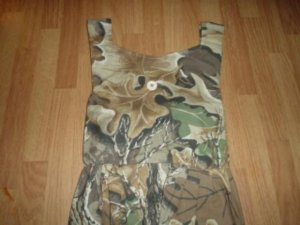 Camouflaged Bag Holder for Grocery Bags Advantage Camo