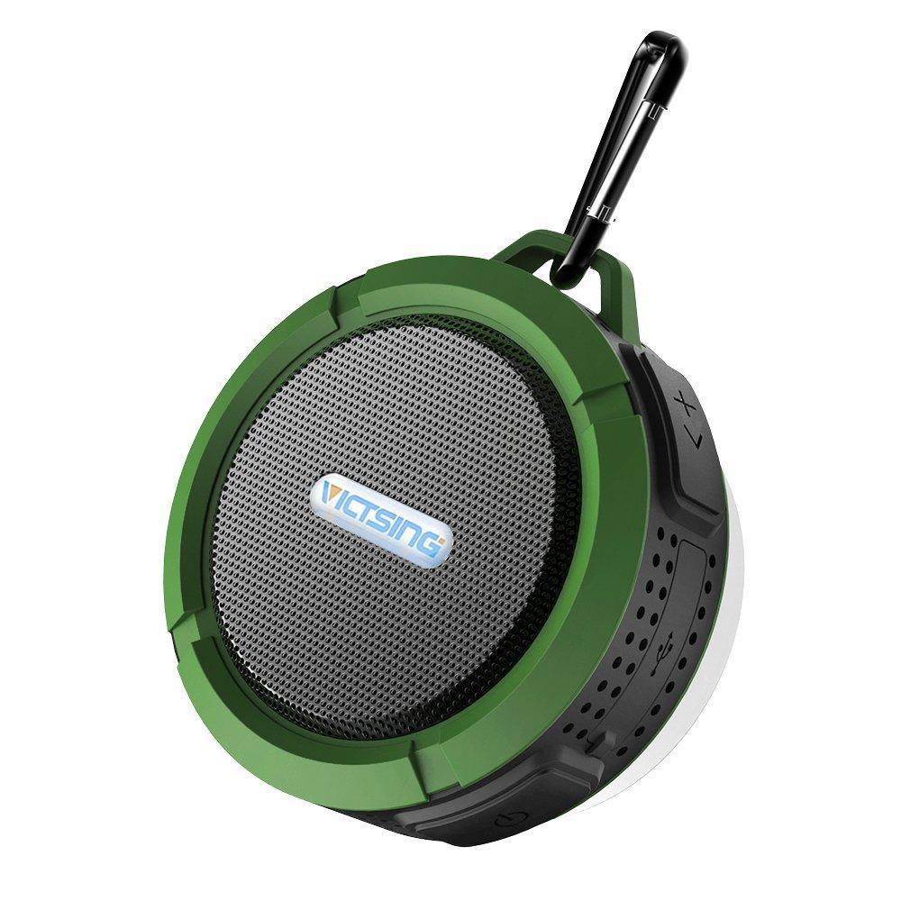 VicTsing Shower Wireless Waterproof Speaker with 5W Drive