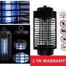 H31 110V Electric Mosquito Fly Bug Insect Zapper Killer With Trap Lamp