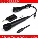 H60 Wired or Wireless Mic Handheld Microphone 2in1 Receiver System