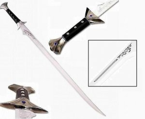 Drizzt Sword Set - TWINKLE & ICINGDEATH