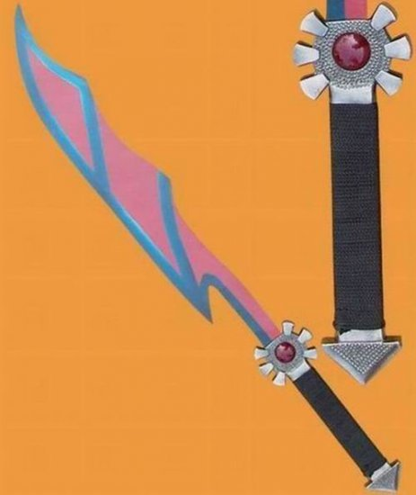 Kingdom Hearts Large Riku Sword