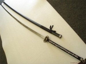 Final Fantasy Masamune Sephiroth's Sword 68""