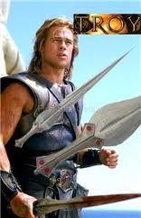 Achille Sword from Troy Legend Movie