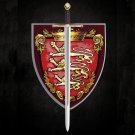 Robin Hood King John Sword