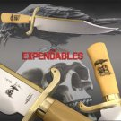 THE EXPENDABLES BOWIE KNIVES
