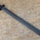 Damascus Razor Edge Blade Sword