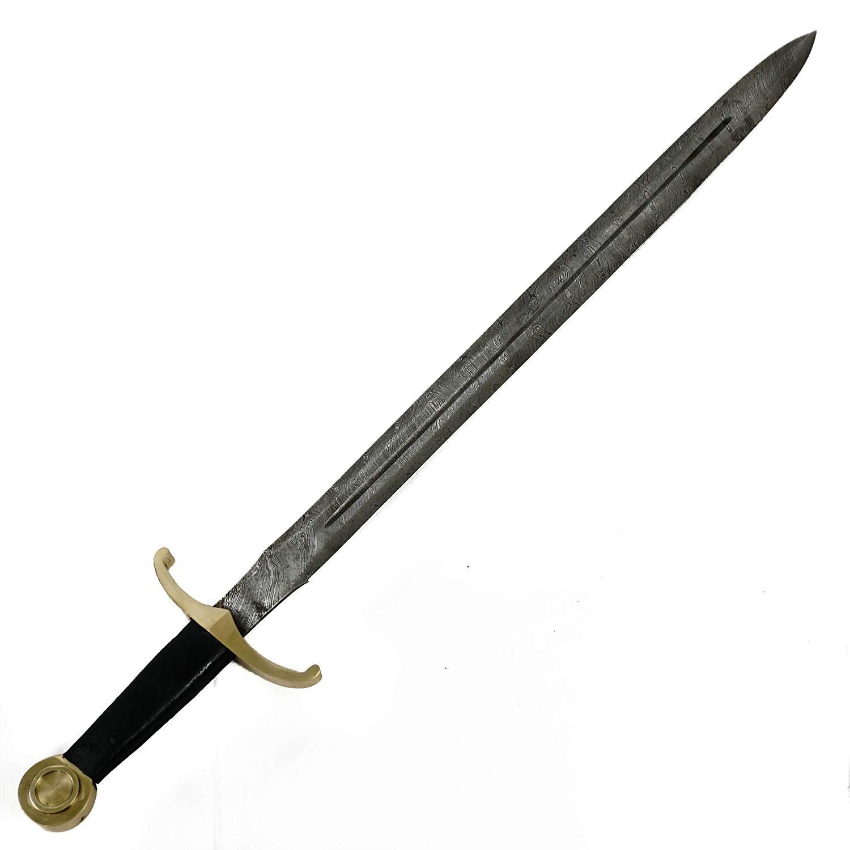Damascus Renaissance Sword