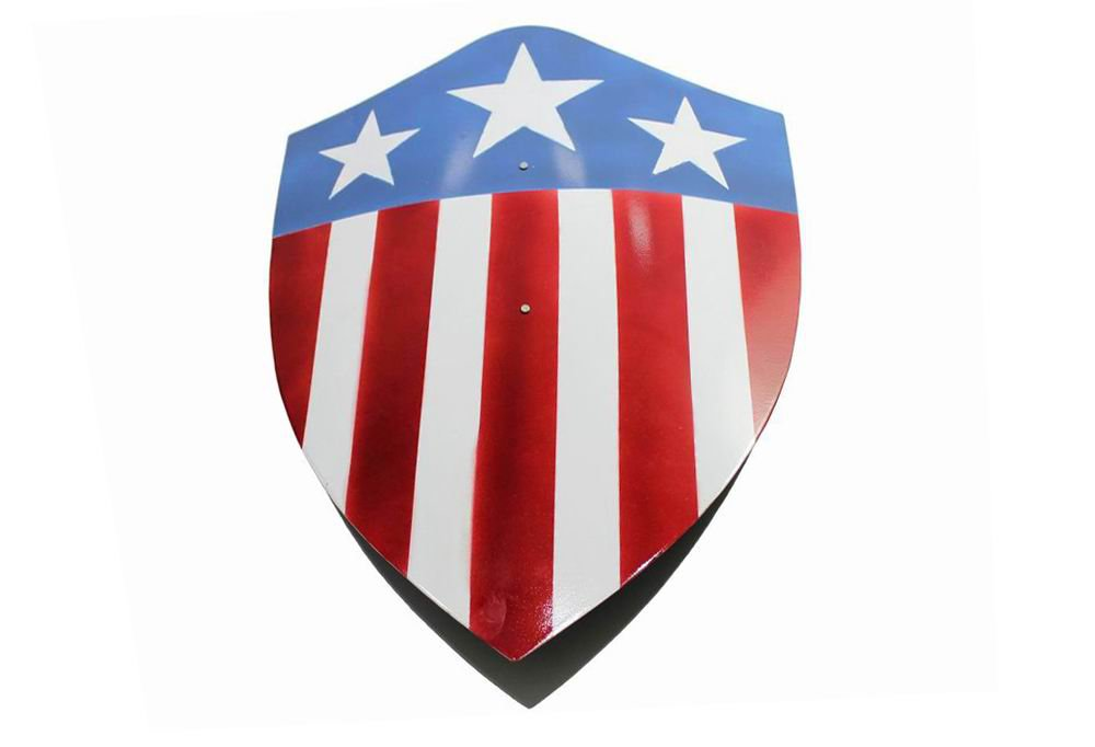 Captain America The First Avenger USO WWII Shield
