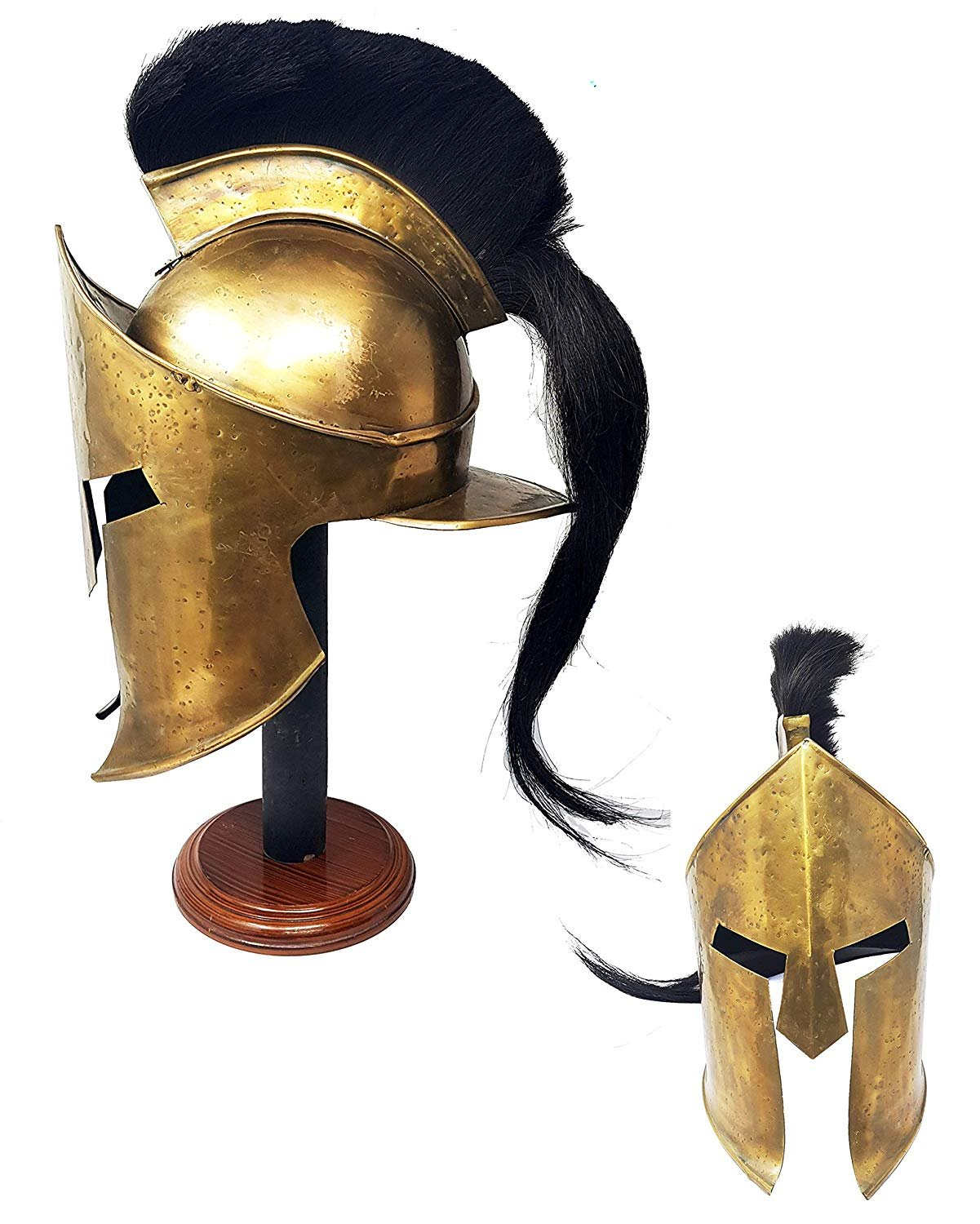 300 Spartan Movie Helmet of King Leonidas