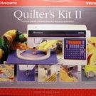 GENUINE HUSQVARNA VIKING QUILTERS KIT II # 4125415-01