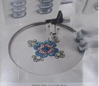 Viking Mini Embroidery Spring Hoop for DESIGNER Series