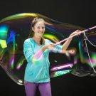 Uncle Bubble Unbelievabubble Giant Bubble WIZARD W/ Bubble Liquid Large Adjusta