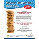 Miracle Baking Mat Non-Stick Reusable Cooking  Oven Microwave Non Stick Bake