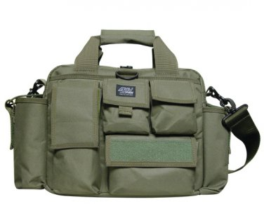 RANGE BAG Tactical Shooting Hunting  OD Green  Deluxe Large Free Ship Gun Pistol