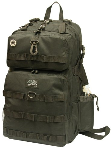 Large BLACK Backpack Hunting Day Pack DP321 Camping TACTICAL   Laptop Bag NEW
