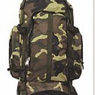 Camoflauge Backpack Camping 4800 CI Free Shipping New Hiking Camouflage  Big