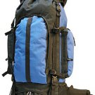 ROYAL BLUE Extra Large Backpack Camping 4700 CI   Pack Hiking Hunting Travel NEW