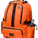 ORANGE Backpack Hunting Day Pack DP021 Camping TACTICAL Day Bag  Bright Neon