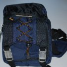 Utility Bag Gear Multi-Pocket Navy Tackle Waist Pouch Blue Compact Sport Gym Bag