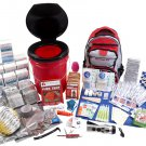 10 Person Guardian Deluxe Survival Kit Emergency Supplies 72 Hour Free Shipping