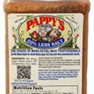 PAPPY'S 50% Less Salt Choice Seasoning Spice BBQ Rub 28 OZ Professional Pappys