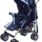 Umbrella Stroller  Single  Blue Baby Toddler Buggy Infant European New