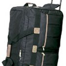 """Large  25"""" Rolling Wheeled Duffel Bags Luggage 8385 NEW"""
