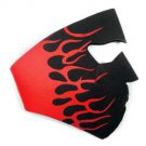 Flame Neoprene Face Mask Ski Motorcycle Biker COLD