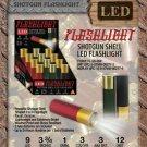 Shotgun Shell Flashlight 9 LED Bright Tactical Emergency Light Pocket Torch New