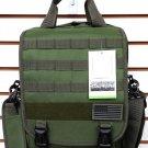 Laptop Backpack Rucksack Tactical Shoulder Messenger Bag OLIVE Molle Design