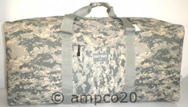 "42""  ACU DIGITAL CAMO Square Cargo Sports Bag Duffel Travel Camping  Duffelbag"