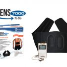 TENS 7000 To Go Back Pain Relief System Unit For Muscular Joint Aches Free Ship