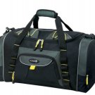 "Travelers Club Luggage Sierra Madre 26"" Duffel Bag Travel"