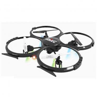 UDI U818A 2.4GHz 4 CH 6 Axis Gyro RC Quadcopter with Camera RTF Remote Drone