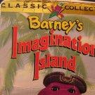 Barney's Imagination Island VHS 1994 Primetime TV Special Kids Home Video Tape