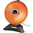 Presto HeatDish Plus Parabolic Heater 1000 watts NEW Office Room Workshop Garage