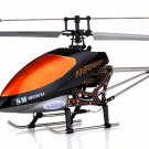 """15"""" 3 CH Sports RC Helicopter w/ Built in Gyro 9100 HG00  New RC Remote"""