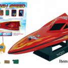 """Remote Controlled Speed Boat 12"""" Mini EP-777 NEW R/C FREE SHIPPING New Fast"""